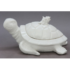 Ceramic Sea Turtle Cookie Jar