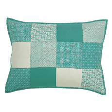 Sea Glass Standard Sham