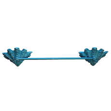 Sea Shell Towel Bar