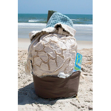 Sea Turtle SeaBag Beach Tote