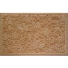 Seashells Weather Beater Doormat