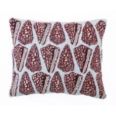 Seashells In The Ocean Hook Pillow
