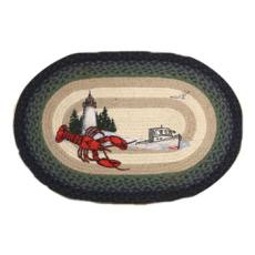 Seaside Lighthouse Rug
