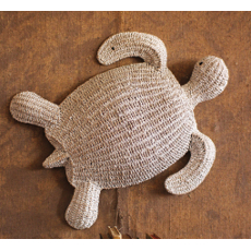 Sea Turtle Woven Wall Art