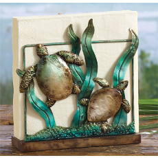 Sea Turtle Napkin Holder