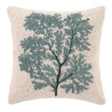 Green Seaweed Hook Pillow