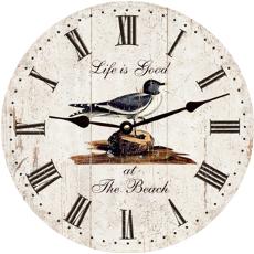 Seagull Clock