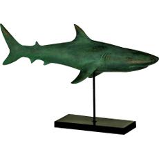 Shark II Statue