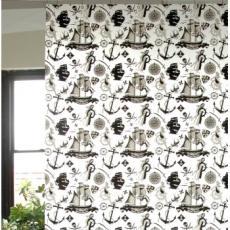 Homebound Shower Curtain