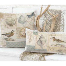Shorebirds Pillow Collection