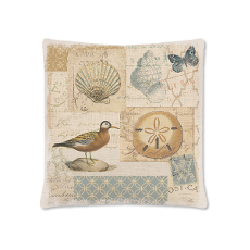ShoreBirds Pillow