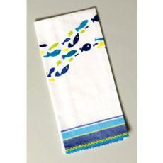 School of Fish Kitchen Towel