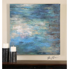 Splish Splash Canvas art