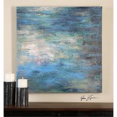 Splish Splash Canvas art