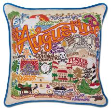 St Augustine Florida Pillow