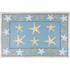 Starfish Scatter Rug