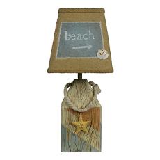 Starfish Buoy Accent Lamp