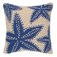 Starfish Hook Pillow