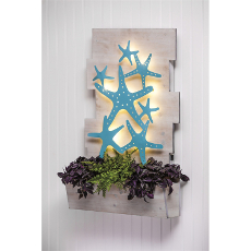 Starfish Wall Planter