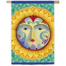 The Sun Garden Flag