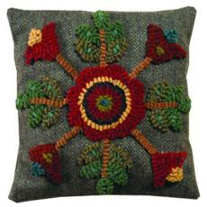 Flower Burst Pillow