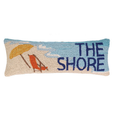 The Shore Beach Chair Hook Pillow