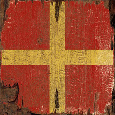 The Way Signal Flag Wood Art