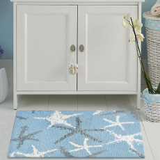 Tranquil Seas Rug, 22 x 34 in.