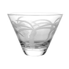 Palm Tree Martini Tumbler (12oz) set of 4