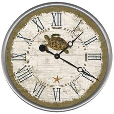 Personalized Sea Turtle Clock