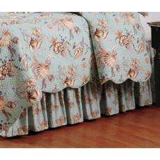 Under the Sea Dust Ruffle Bed Skirt
