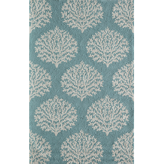 Veranda Aqua Indoor Outdoor Rug