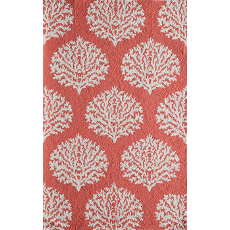 Veranda Coral Indoor Outdoor Rug