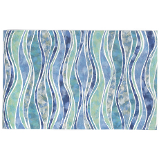 Wave Ocean Indoor Outdoor Rug