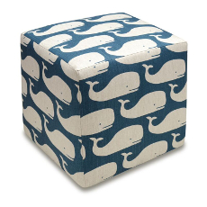 Whale Linen Upholstered