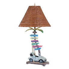 Jersey Shore Table Lamp