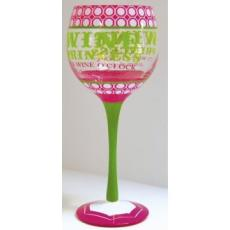 Wine Princess Wine Glass