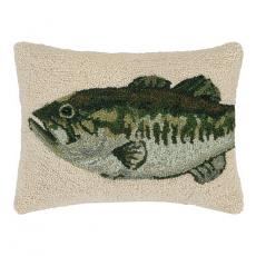 Bass Hook Pillow