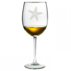 Starfish All Purpose Wine Glasses (set of 4)