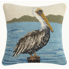Pelican Hook Pillow