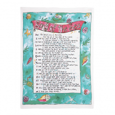 Song Of The Sea Kitchen Towel