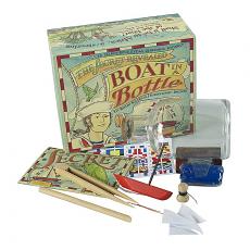 Boat In A Bottle Kit Gift Set