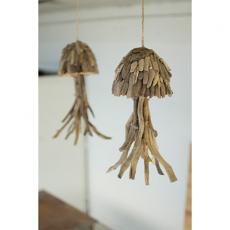 Driftwood Hanging Jellyfish