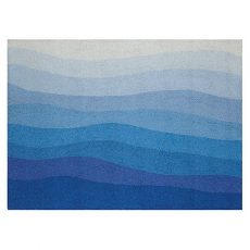 Ombre Sea Hook Rug