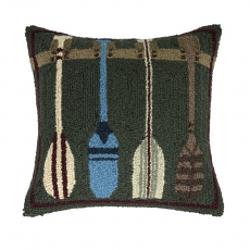 Hanging Oars Hook Pillow