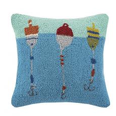 Bobbing Buoys Hook Pillow