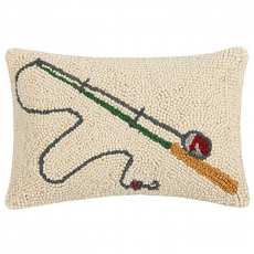 Fishing Rod Hook Pillow