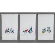 Beach Bike Guest Towels (set of 3)