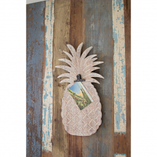 Wooden Pineapple Clip Board