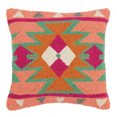Festival Square Hook Pillow